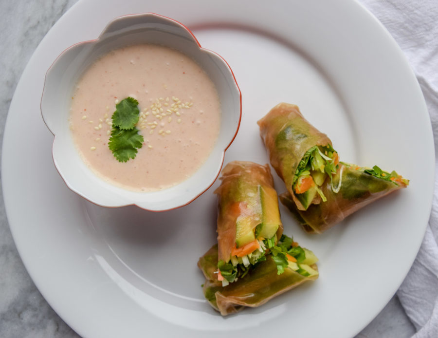 Spring Rolls to the Rescue