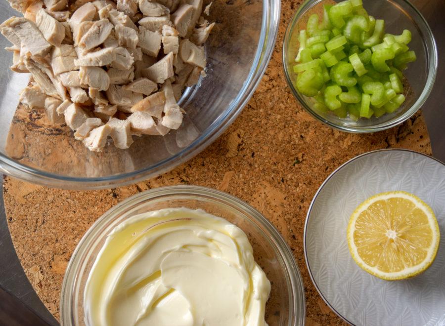 Kitchen Basics: Chicken Salad