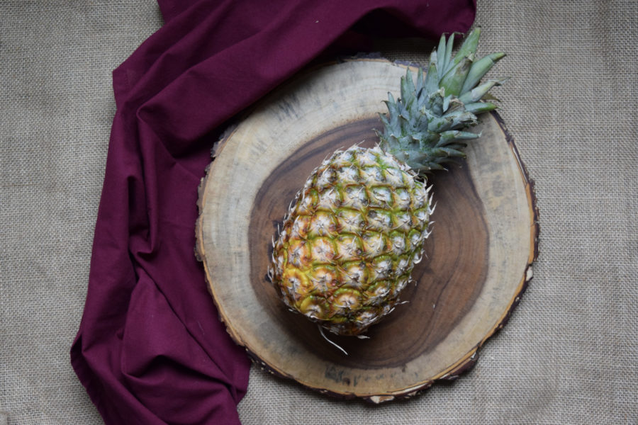 Kitchen Basics: How to Cut a Pineapple!