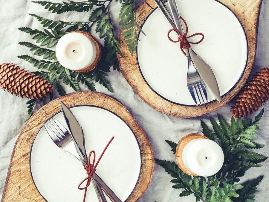 Top-8 Allergen Free Christmas Menu